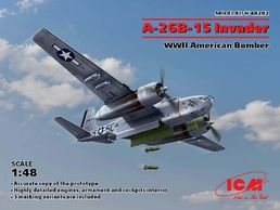 A-26B-15 Invader - WWII American Bomber 1/48