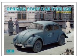 German Staff Car Type 82E 1/35
