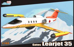 Gates Learjet 35A SUOMI, Japan, Australia 1/144