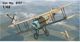 SPAD XIII (early version) PROFIPACK 1/48