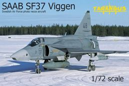 SAAB SF 37 Viggen photo recce 1/72