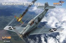 Messerschmitt Bf-109 A/B Legion Condor Spain 1/48