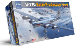 B-17G Early Production 1/48