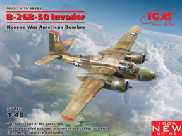 B-26B-50 Invader - Korean War American Bomber 1/48