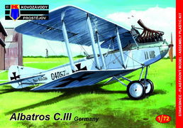 Albatros C.III 'Imperial German Air Service' 1/72