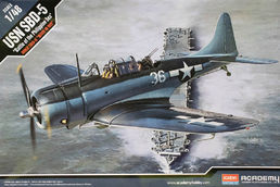 "Douglas SBD-5 Dauntless ""Battle of the Philippines Sea"" 1/48"