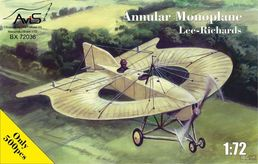 Annular monoplane Lee-Richards 1/72