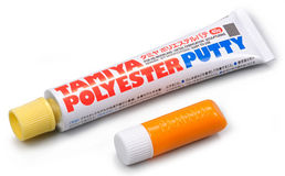 Tamiya Polyester Putty kitti 40g