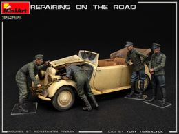 Repairing on the front 1/35