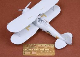 Gloster Gladiator I/II exterior details 1/72  for AIRFIX