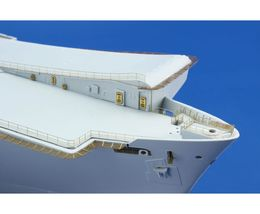 HMS Illustrious flight deck AIR 1/350