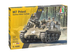 M7 Priest - Howitzer Motor Carriage 1/35