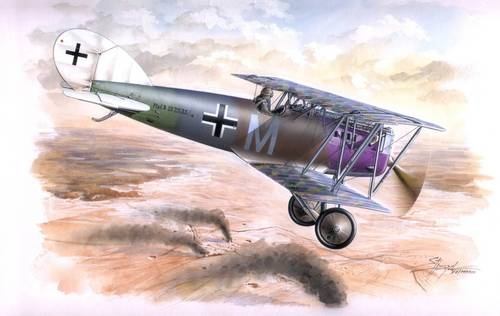 Pfalz D.XII late version 1/48
