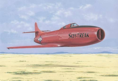 Douglas D-558-1 Skystreak 1/72