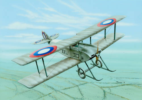 Lebed VII Russia (Sopwith Tabloid) 1/48