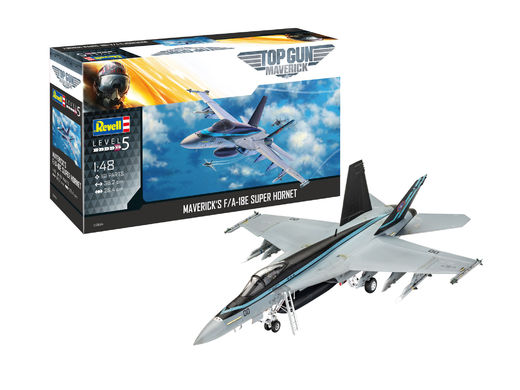 "F/A-18E Super Hornet ""Top Gun: Maverick"" 1/48"