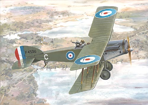 Bristol F.2B Fighter 1/72