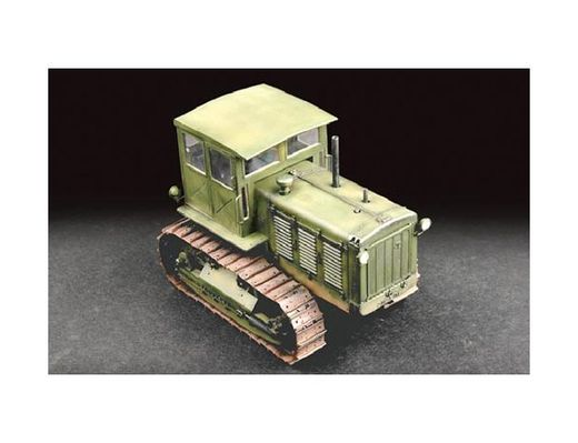 Russian ChTZ S-65 Tractor with Cab 1/72