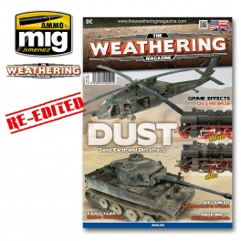 THE WEATHERING MAGAZINE ISSUE 2 DUST