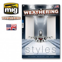 THE WEATHERING MAGAZINE Issue 12. STYLES English