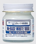 Mr Base White 1000 valk.pohjamaali 40ml