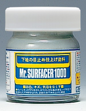 Mr Surfacer 1000 pohjamaali 40ml