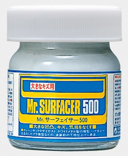 Mr Surfacer 500 pohjamaali 40ml