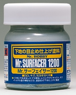 Mr Surfacer 1200 pohjamaali 40ml
