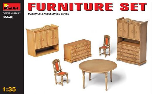 Furniture set 1/35