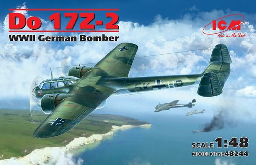 Dornier Do 17Z-2 Luftwaffe 1/48