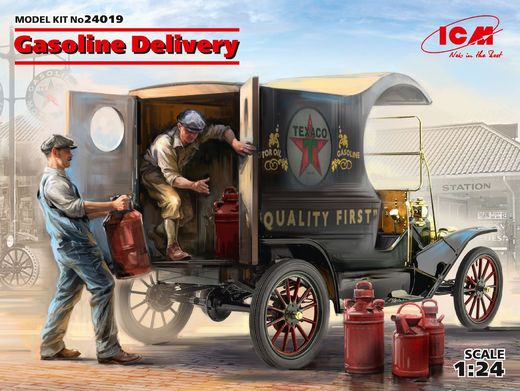 Gasoline Delivery 1/24