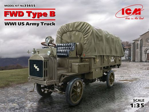 FWD Type B, WWI US Army Truck 1/35