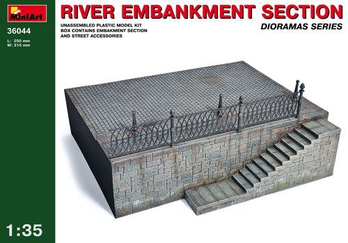 River Embankment Section 1/35