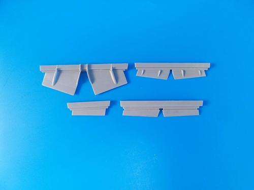 Harrier GR.Mk.7A – 1/72 Control Surfaces set / for Airfix kit