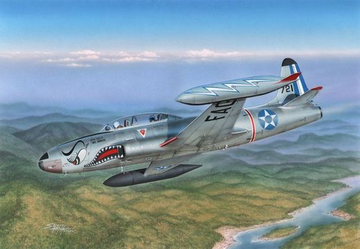T-33 'Japanese and South American T-Birds' 1/32