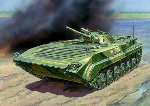 BMP-1 Russian Infantry Fighting Vehicle 1/35