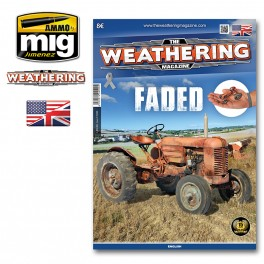 THE WEATHERING MAGAZINE Issue 21. FADED English