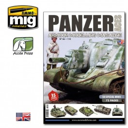 PANZER ACES Nº56 (SU special WWII) ENGLISH