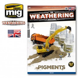 THE WEATHERING MAGAZINE Issue 19. PIGMENTS English