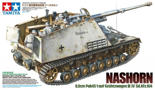 Nashorn heavy tank destroyer 1/35