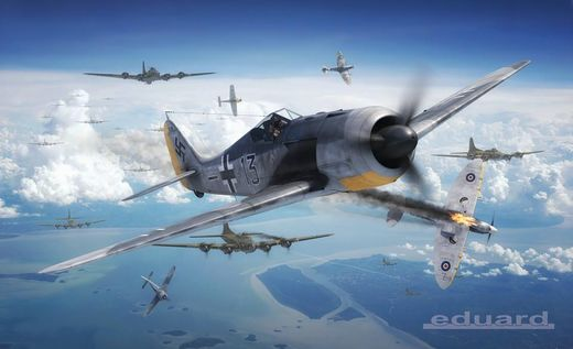 Focke Wulf FW 190A-5 light fighter PROFIPACK - NEW TOOL 1/48