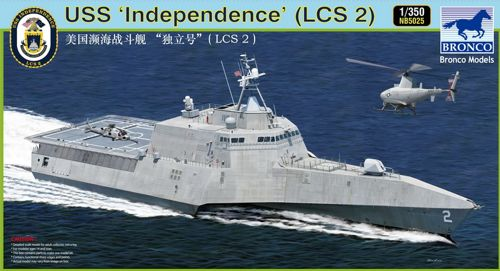 LCS-2'Independence'  1:350