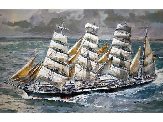 Pamir four-masted barque 1/150