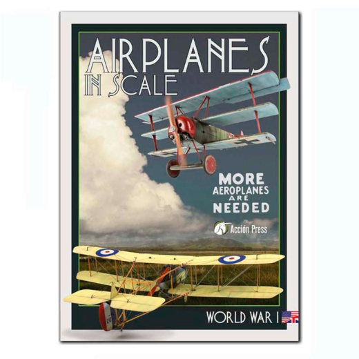 Airplanes In Scale – World War I