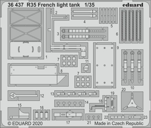 R35 French light tank 1/35  TAMIYA