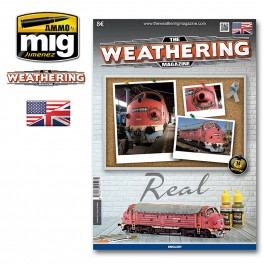 THE WEATHERING MAGAZINE Issue 18. REAL English