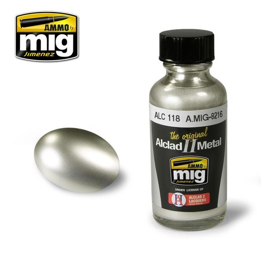 ALCLAD II - AMMO METALLIC PAINTS GOLD TITANIUM ALC118