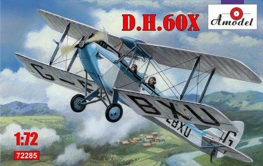 De Havilland D.H.60X Moth SUOMI 1/72