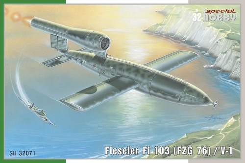 Fieseler Fi 103 / V-1 flying bomb 1/32