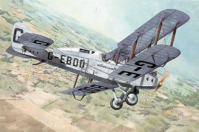 De Havilland D.H. 9 Commercial